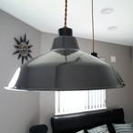 ペンダントライト ランプ 照明 Blom(ブローム) ホーロー 琺瑯 LED対応
