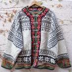 Nordic wool cardigan/ノルディック ウール カーディガン