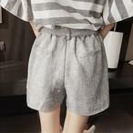 blouse + pants striped suits set up 1368