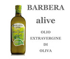 BARBERA alive アリーヴェ エキストラ・ヴァージン・オリーブオイル 250ml イタリア/シチリア産