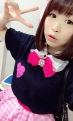 栗山夢衣29 Tシャツ (送料込)