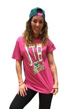 【JTB】COLORE LOGO Tシャツ【ピンク】【新作】イタリアンウェア【送料無料】《M&W》
