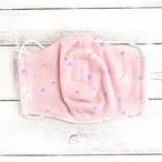 【Ranunculus】立体布マスク(こうさぎ)・キッズ~レディースサイズ/マスク