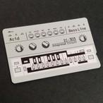 【ICカードステッカー】IC-303 Acid ICステッカーBass line