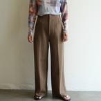 PHEENY【 womens 】amunzen high waist wide pants