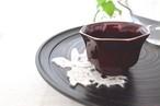 【完売御礼】日本酒好きのための八角盃 玉虫塗 新月