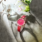 Kimio AF-Z1011 Kitten(Red) レディース腕時計