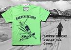 Kids Bakken Record DryTee / Green
