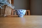 砥部焼/お茶碗/菊/皐月窯