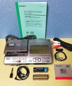 MDポータブルレコーダーシステム SONY MZ-R4ST & MZS-R45T 完動品