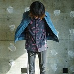 EFFECTEN(エフェクテン) INSTRUMENT OPEN COLLAR SHIRTS