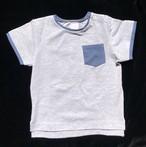 Malvi グレーTシャツ