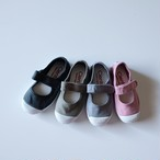 Cienta VELCRO ONE STRAP SHOES(全4色/21(12.5cm)〜29(18cm)サイズ展開)