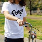 "【DARGO】""DARGO Logo"" T-shirt (WHITE × BLACK)"