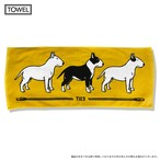 Bull Towel フェイスタオル