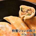 【30個入】特製ジャンボ餃子