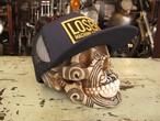 LOSER MACHINE CAP  EMPIRE / NAVY