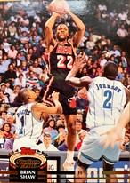 NBAカード 92-93TOPPS Brian Shaw #149 HEAT