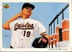MLBカード 92UPPERDECK Ben McDonald #093 ORIOLES CHECKLIST