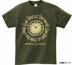 God save us T-shirts アーミーグリーン