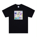 Abstract Tee(Black)