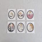 mayumi taniguchi - ぐりくま - 6枚set