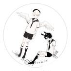 倔强【小王纸和小狐狸】ホワイトインク