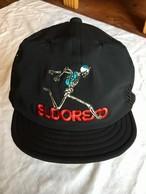 ELDORESO=エルドレッソ 『Boneman Cap』  #BLACK