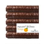 mycusini® 3Dチョコ オレンジ 5本入