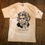 Beethoven Tee Shirts, White