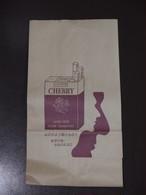 昭和レトロな紙袋 CHERRY