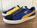 "PUMA x THE HUNDREDS CLYDE ""LADY'S SIZE"" (SODALITE BLUE-SPECTRA YELLOW)"