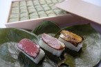 【折箱詰】柿の葉肉寿司24個入り