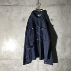 [used] rare designs denim jacket