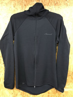 【Answer4】 Power Grid Full-Zip Hoodie (Black)