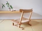 座椅子|SK座椅子 オーク材