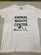 ANIMAL RIGHTS CENTER Tシャツ
