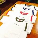 【woman s 】オリジナル リンガーTシャツ