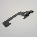 ◆OSHM2022  旧M2専用カーボンロアフレーム 右下(ネオヘリでM2購入者のみ購入可)