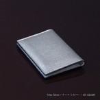 Pinetti Double Buisiness Card Holder / Tebe (ピネッティ ダブルビジネスカードホルダー/テーベ) 457-132