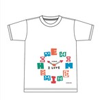 「YOU ARE NOT ALONE」復興支援Tシャツ
