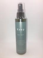 KEEP hair mist 150g ¥2,900(税抜)