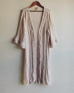 【SALE】vintage cotton rayon haori