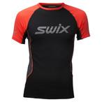 SWIX(スウィックス) Radiant レースX SS 半袖 メンズ 40611-90015 ベースレイヤー インナー トレッキング アウトドア スポーツ ジム フィットネス ランニング ウェア