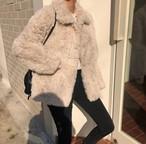 ベラファージャケット ファージャケット 韓国ファッション