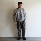 is-ness【 mens 】wide chino pants