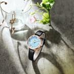 Kimio AF-Z1011 Kitten(Blue) 腕時計 レディース