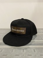 【Expensive】《WEB限定販売》ThreeArrows BOX LOGO CAP (LV)
