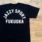 """【限定】JS """"FUKUOKA"""" Tシャツ/ブラック"""