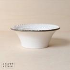 [はしもと さちえ 個展]リム小鉢